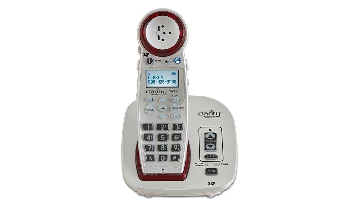 Teléfono amplificado inalámbrico Clarity