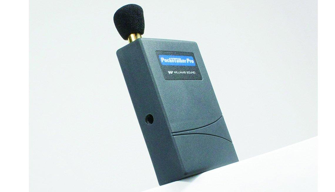 Amplificador personal profesional Pocketalker