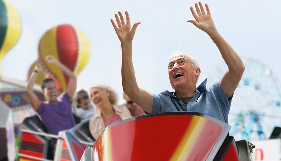 Roller Coaster Rides for Kidney Stones