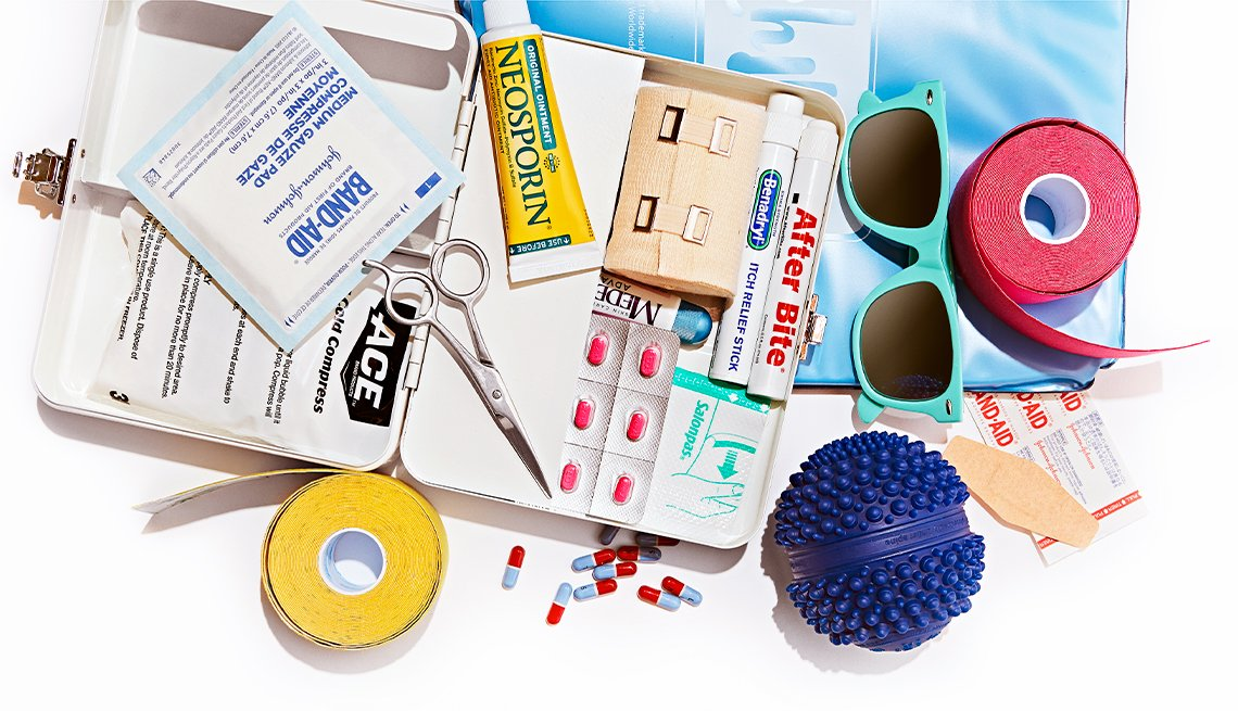 Update Your First Aid Kit