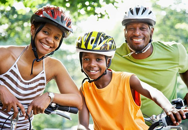 Family on Bike Ride, 10 Things You Need to Know About the Health Care Law