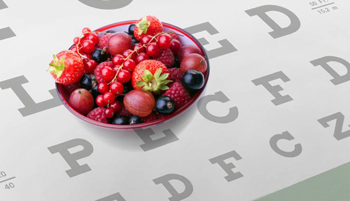 Super Foods to Protect Vision