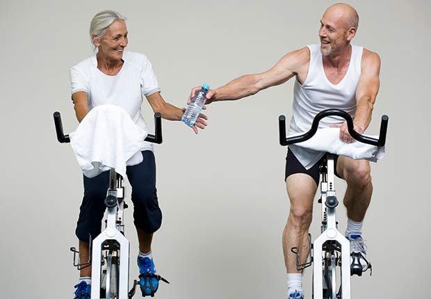 Fitness Flash High Intensity Training Health Benefits Lower Blood Pressure