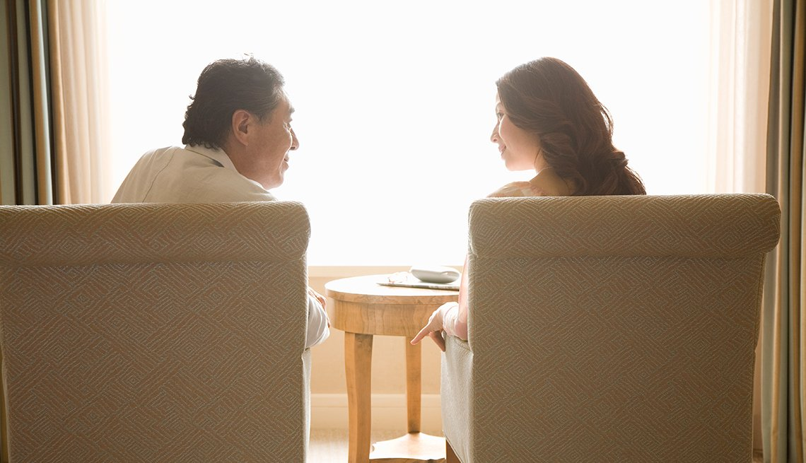 How To Fall Back in Love Spouse Reconnect eye contact, talking