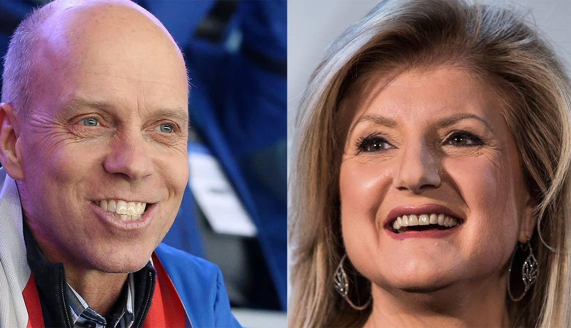 Eat Clean Power Of Ones Celebrity Fitness Healthy Scott Hamilton Arianna Huffington