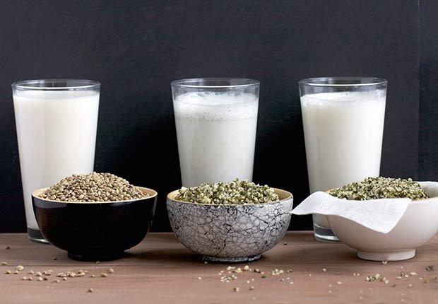 Hemp Milk Eat Clean Get Lean Superfoods Nutrition Healthy