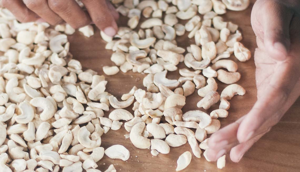 Best Nuts Health Strong Bones Cashews