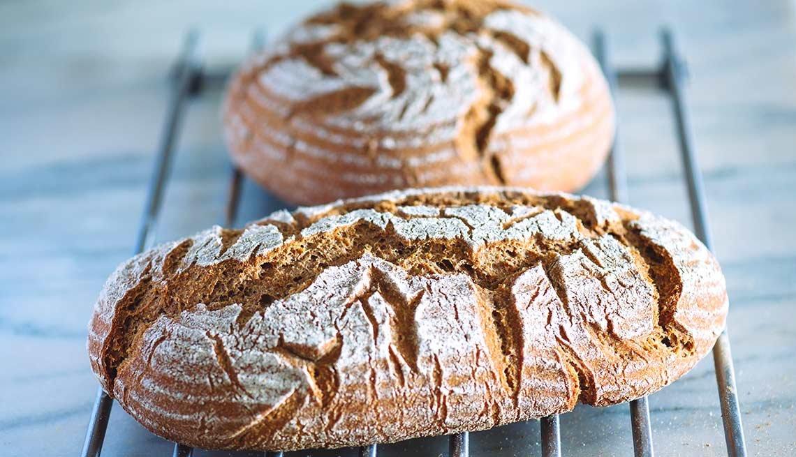 Sourdough bread, Foods That Help Your Gut