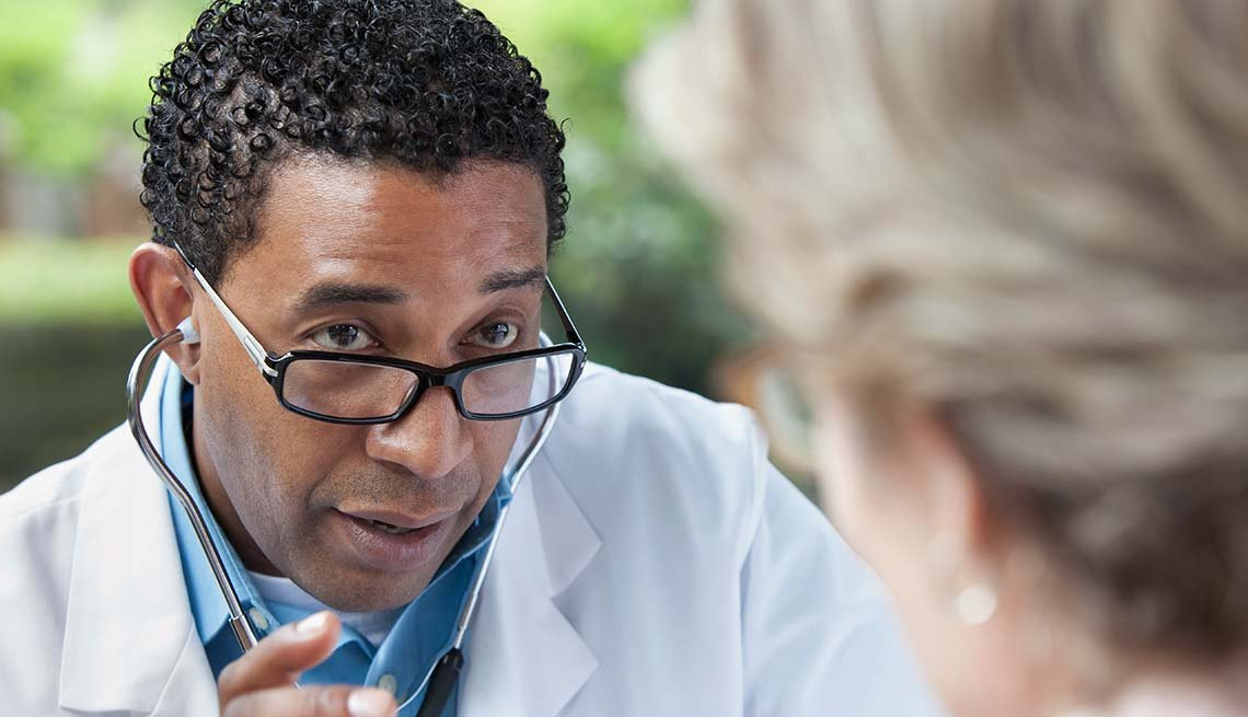 Doctor patient consultation, Smartphone Health Apps Can Save Your Life