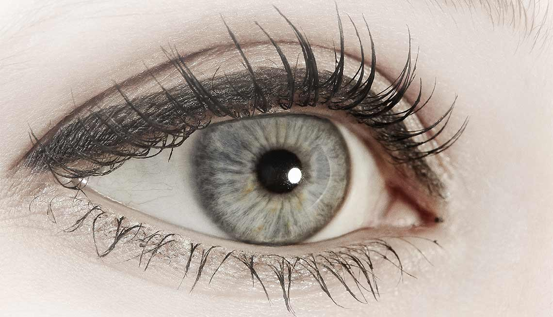Close up of an eye, Foods That Help Eye Health
