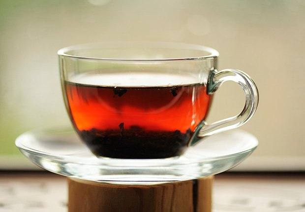Black Tea, Foods That Reduce Stress