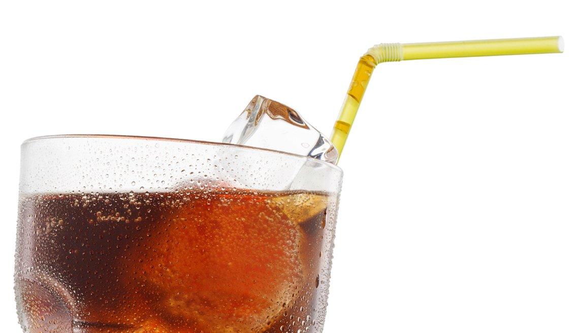 Vaso de soda
