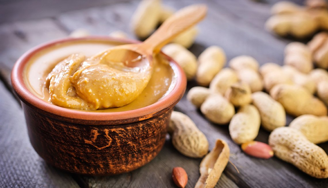 How 2T of Peanut Butter Can Make You Healthier