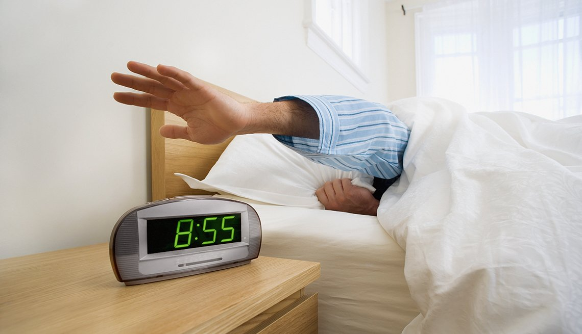 Reset Your Body Clock for Better Brain Health