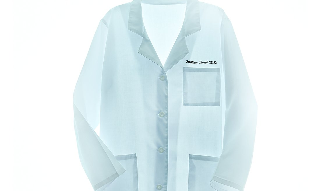 Doctor's coat, Health Care Providers Unmasked
