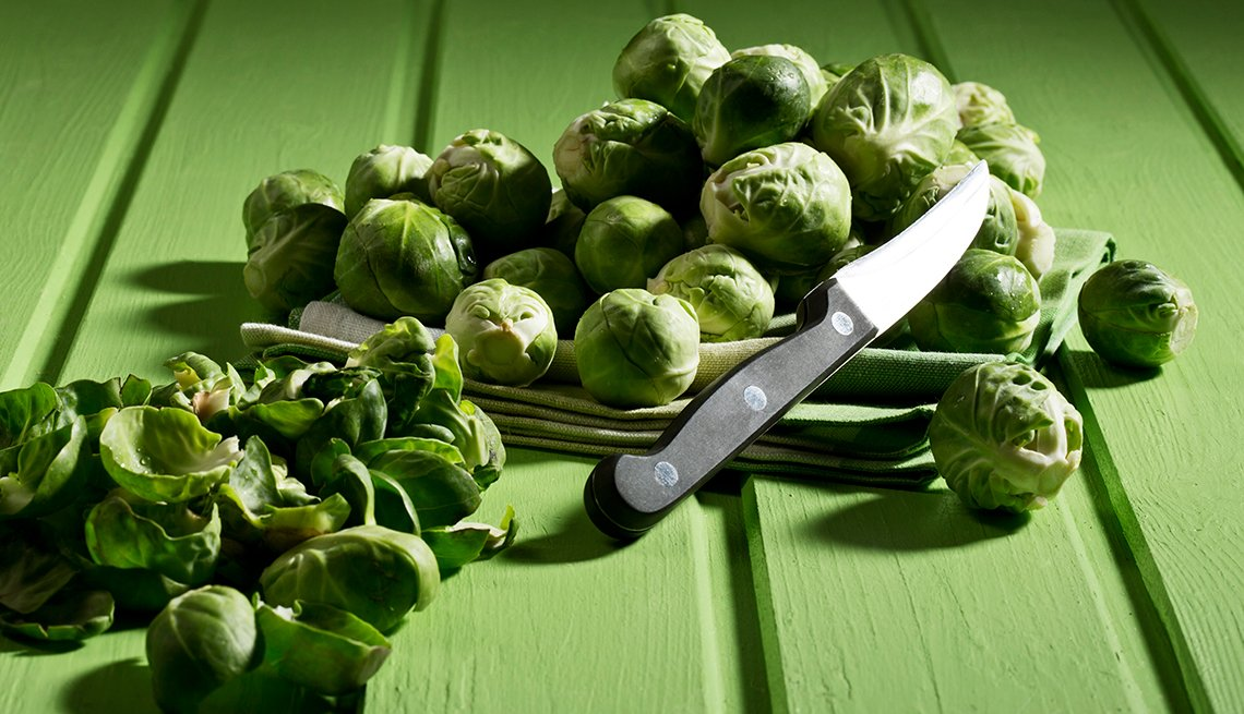 Brussels Sprouts, Busting Fall Foods