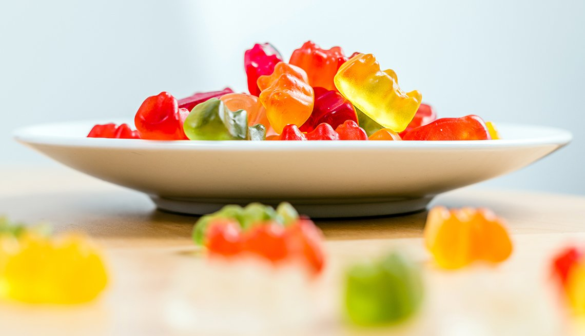 Gummies for Grown-ups