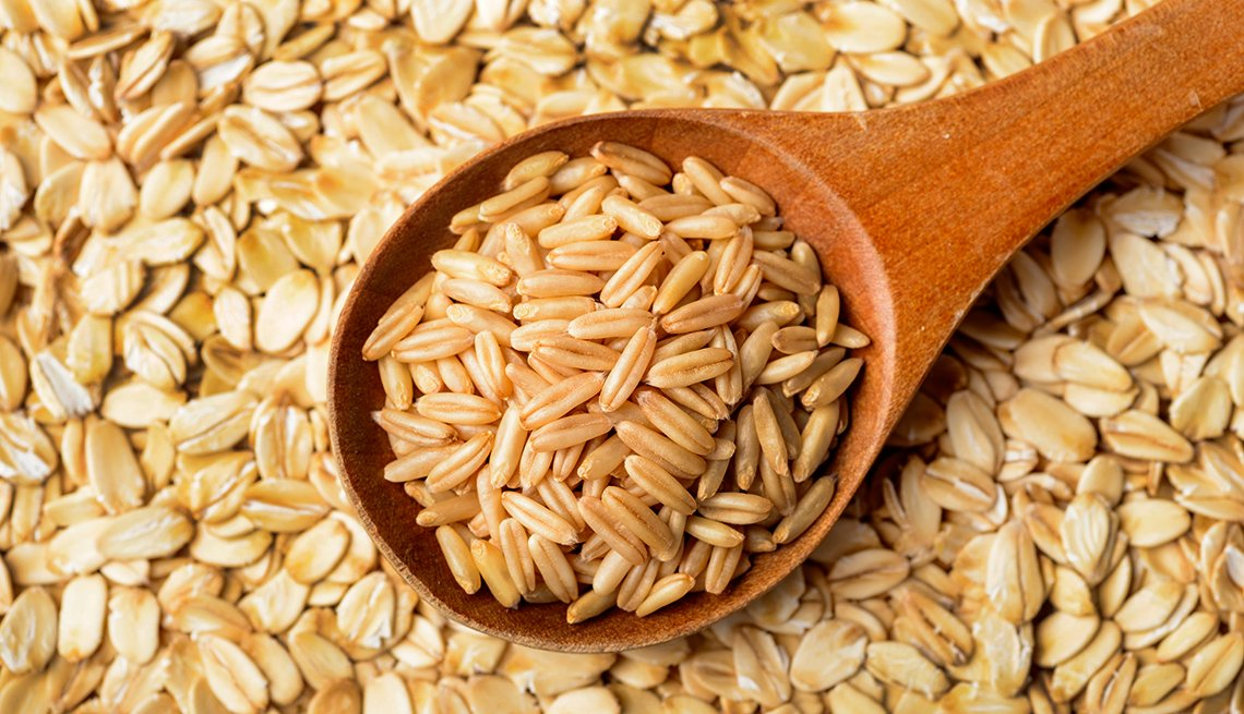 Whole Grains Burn More Calories