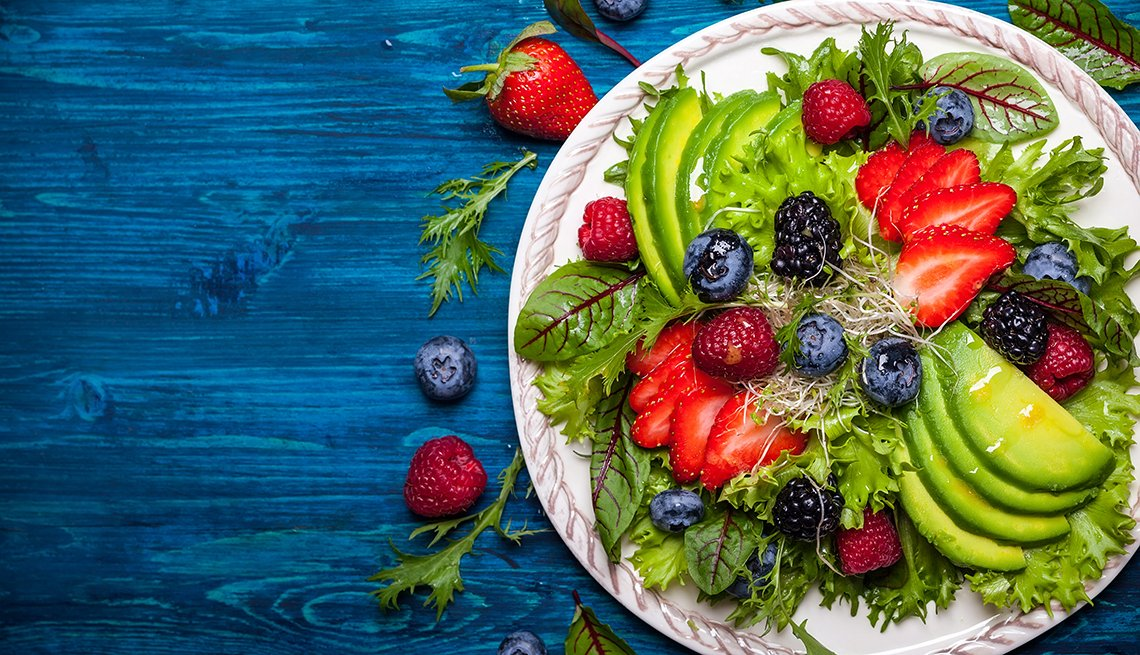 Spring's Anti-Aging Foods