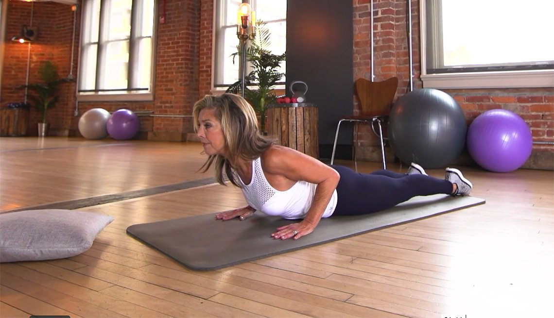 3 Stretches for a Healthy Back