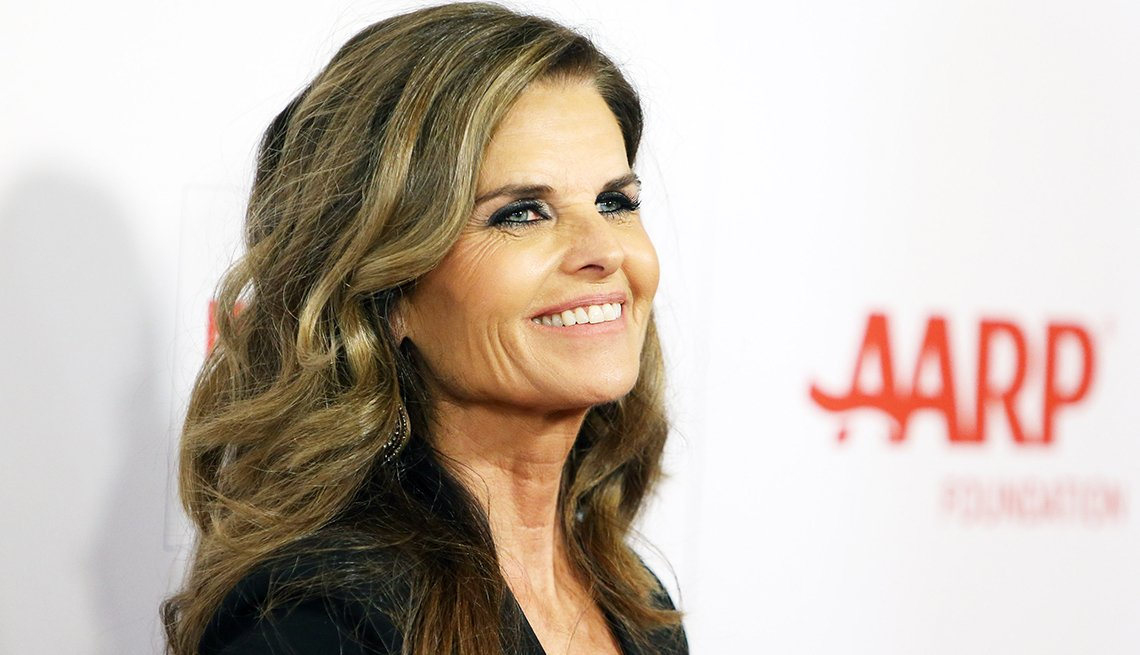 Maria Shriver's Mission: Protect Women's Brains