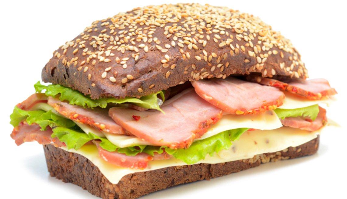 Sándwich de Lorenzo Parachoques