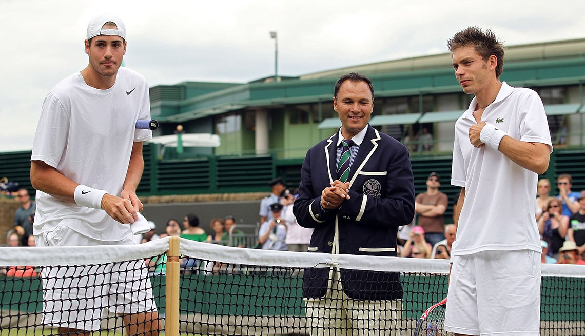 Nicolas Mahut, John Isner, Marathon Wimbledon Tennis, How to Quadruple Your Energy