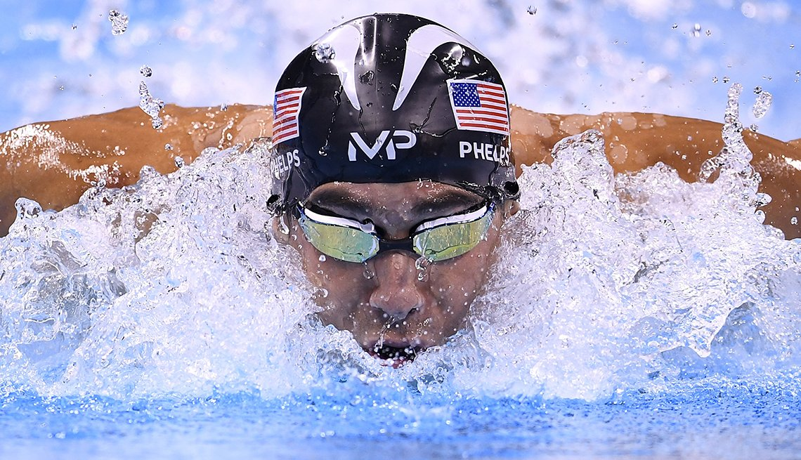 Michael Phelps, 100m Butterfly Final, 2016 Olympic Games, How to Quadruple Your Energy