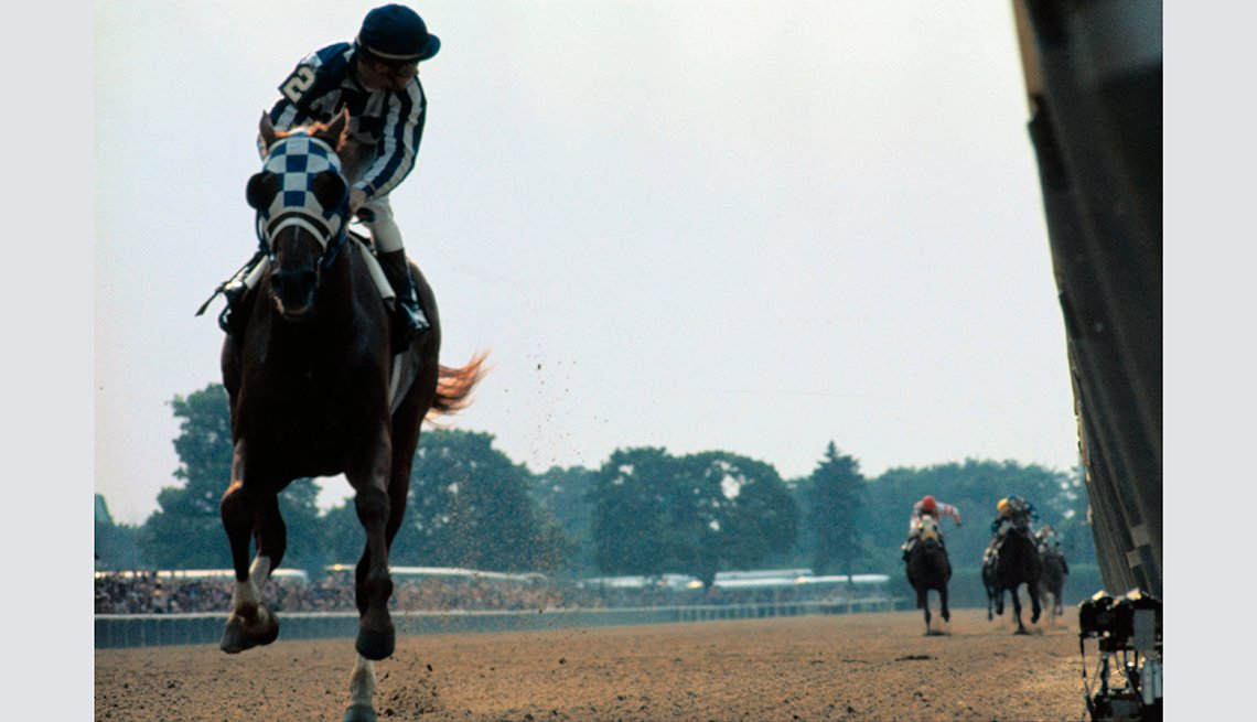 Ron Turcotte, Secretariat, Belmont Stakes, Triple Crown Horse Race, How to Quadruple Your Energy