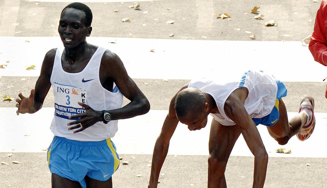 Paul Tergat, Hendrick Ramaala, New York City Marathon, How to Quadruple Your Energy