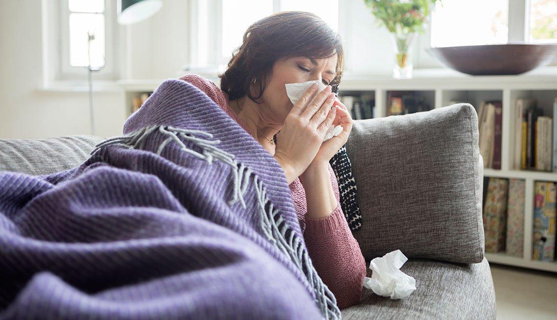 Did flu ruin your christmas