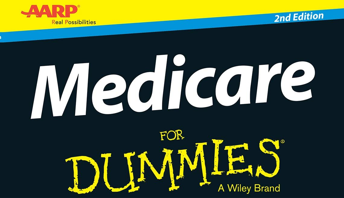 Medicare for Dummies AARP Book Cover