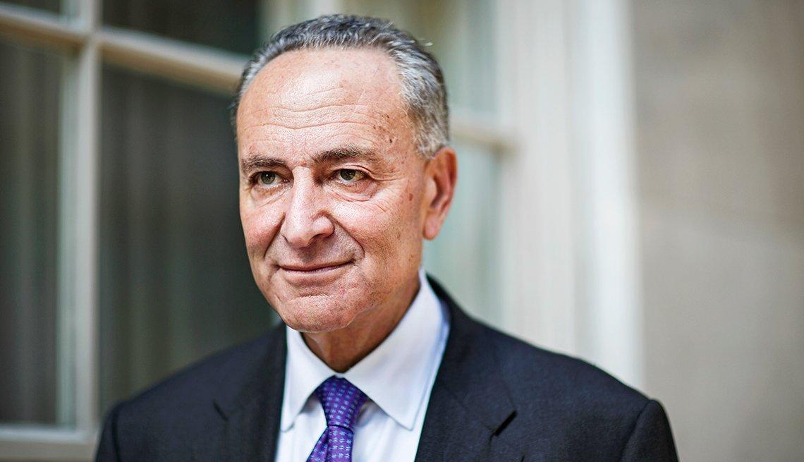 Medicare Players - Senator Charles Schumer