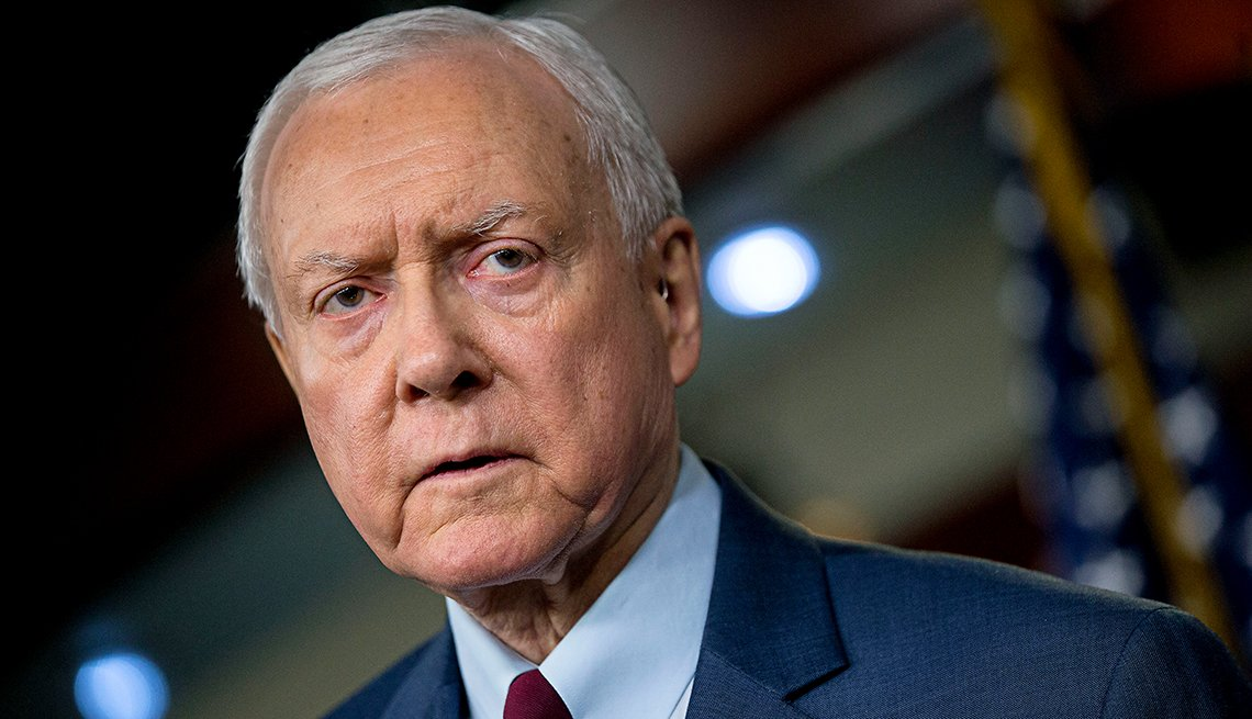 Medicare Players - Orrin Hatch