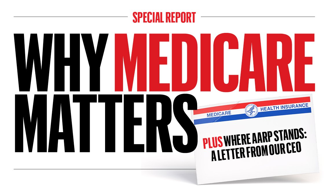 why medicare matters AARP cover