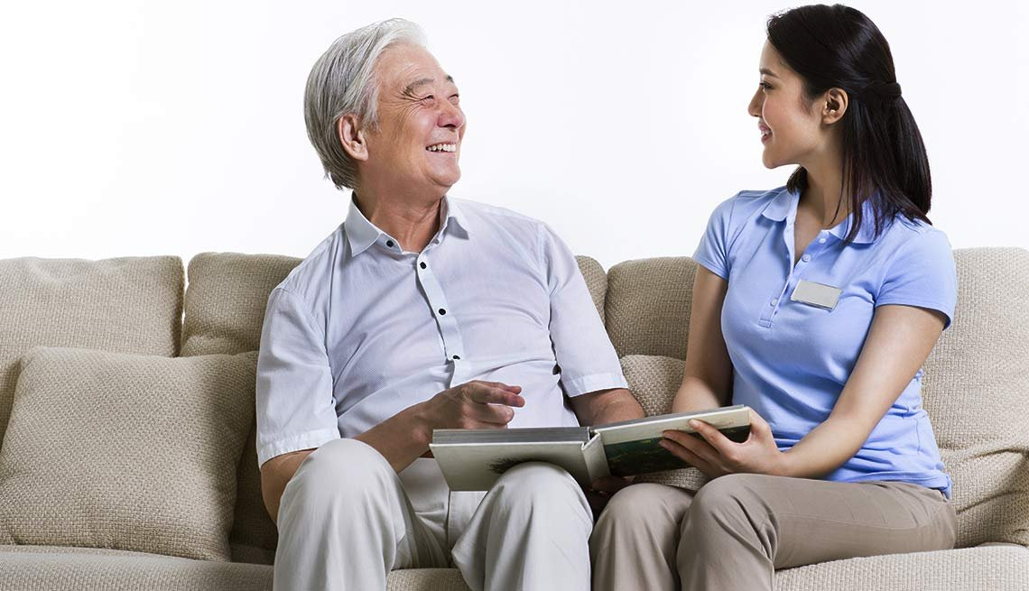 Finding a Non-English Speaking Caregiver