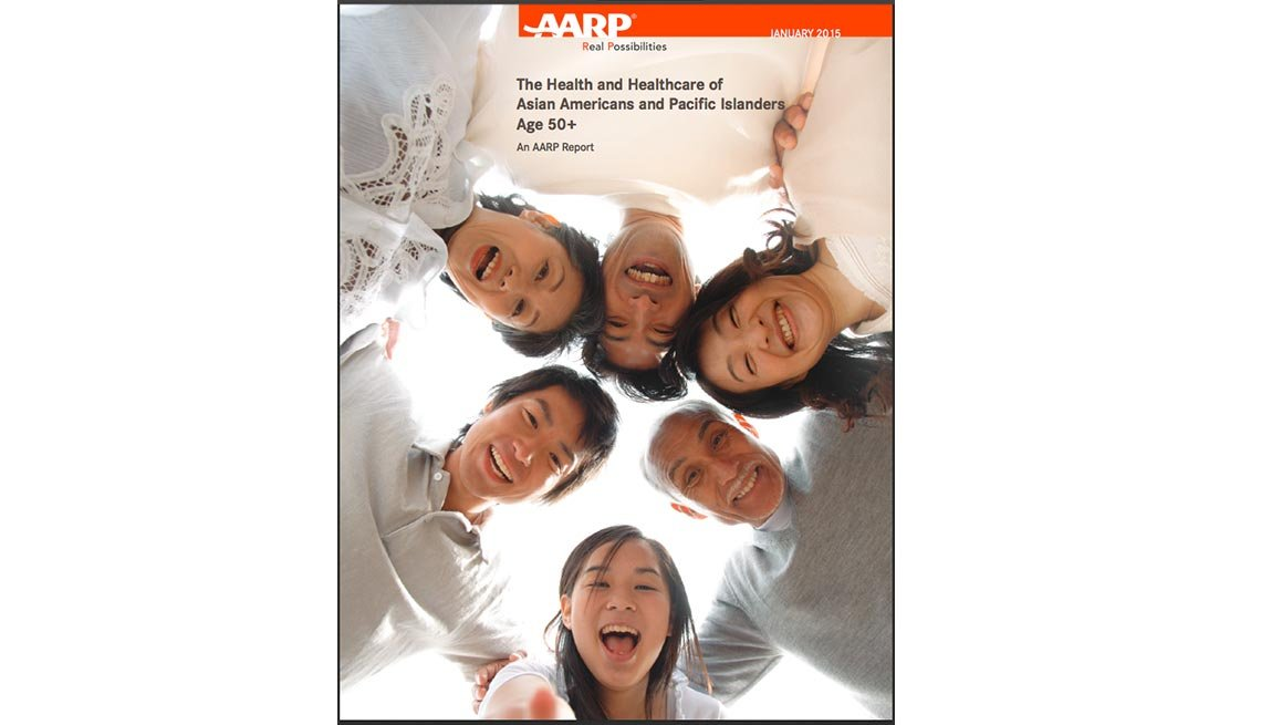 The Health and Healthcare of Asian Americans and Pacific Islanders Age 50
