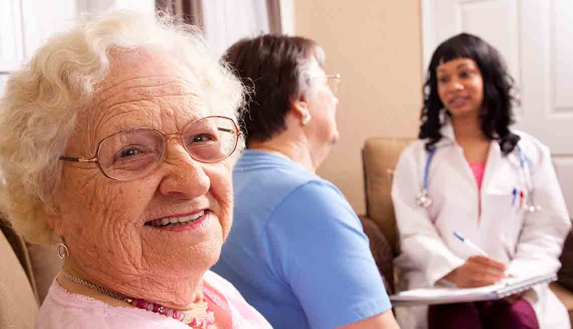 Making the Most of Your Doctor Visit, Caregiving Resource Center