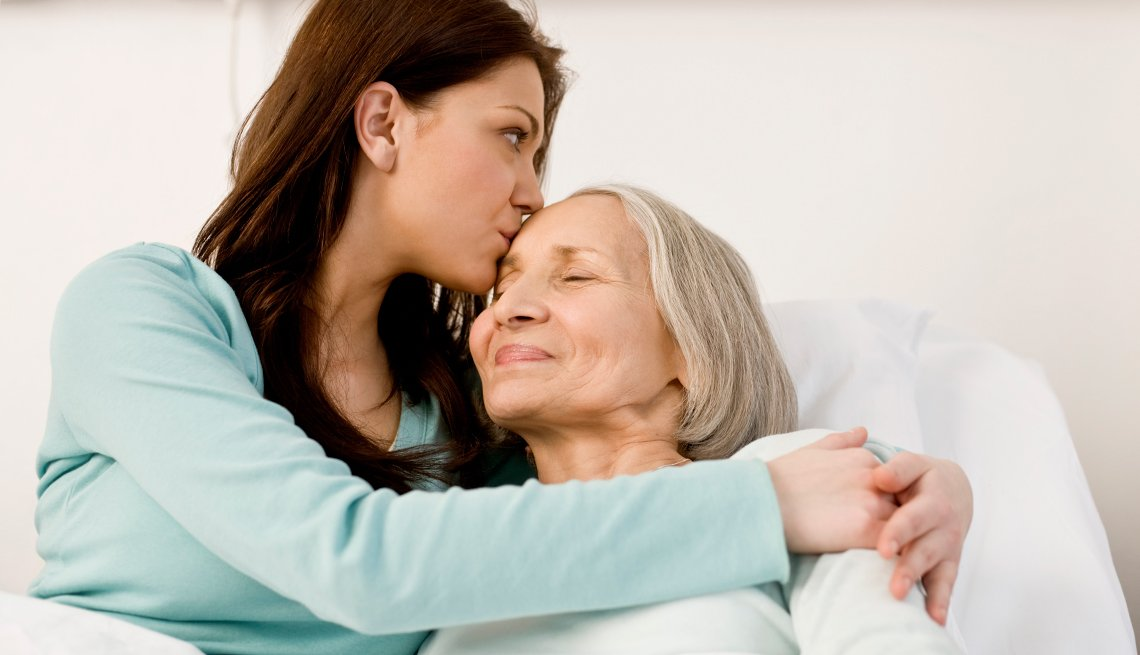 Caregiving Costly to Family Caregivers