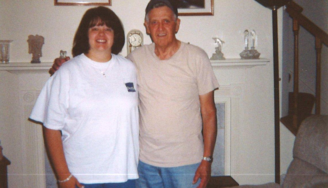 Donna Aumack, Ed Aumack, Caregiving Hero, Respect a Caregiver's Time, ReACT
