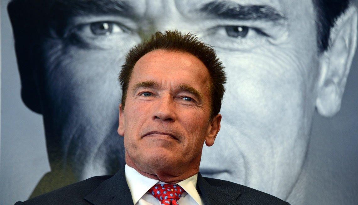 Arnold Schwarzenegger, 11 Cheating Scandals