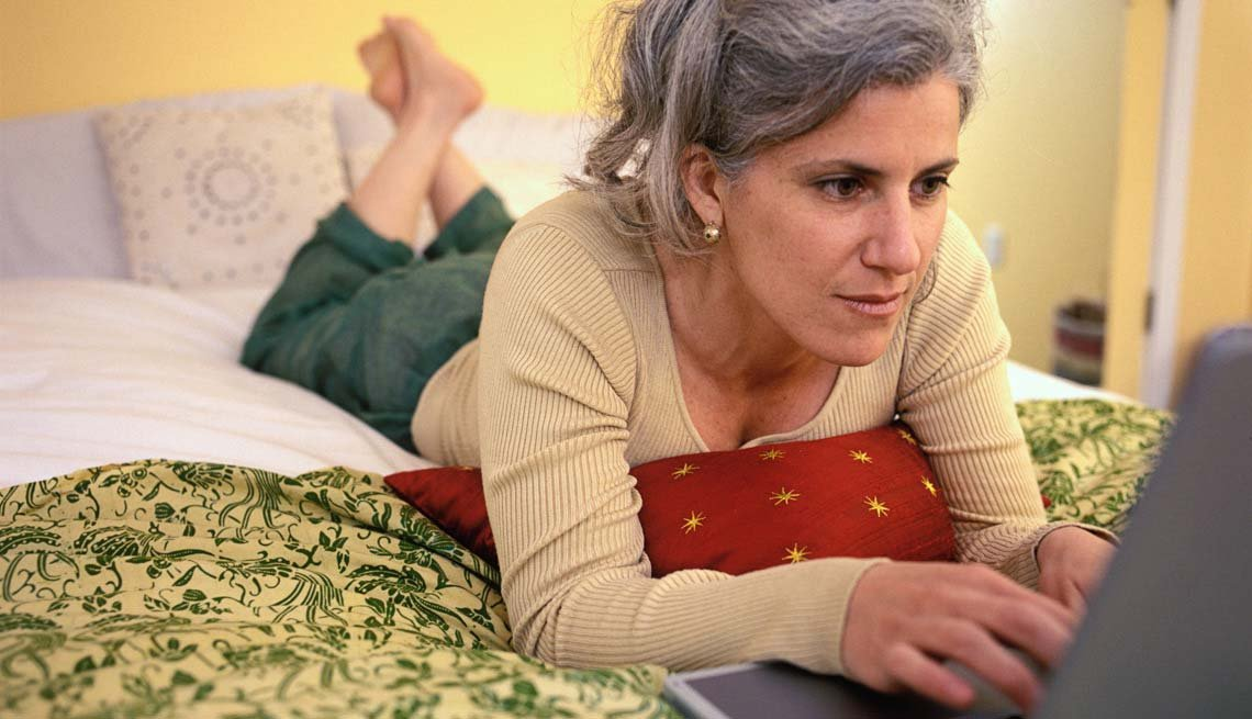 Woman Typing On Her Laptop, 8 Ways to Find Love Online