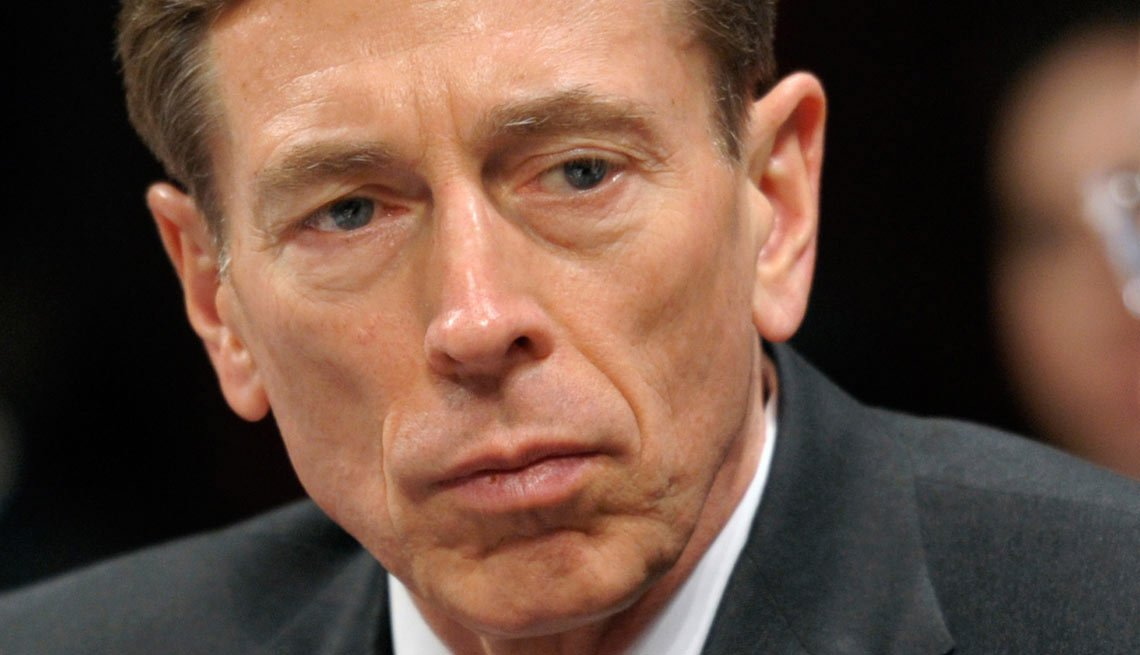CIA Director David Petraeus Resigns, Why  Long-Married Couples Split