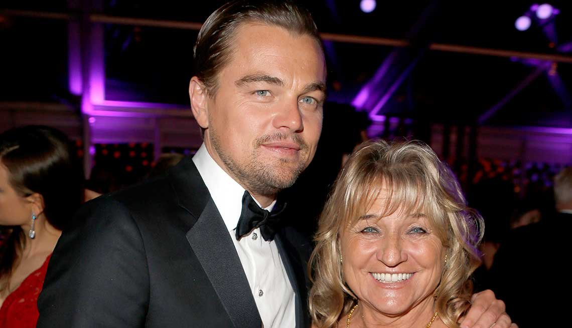 Leonardo DiCaprio, Actor, Celebrity Mother's Day Gifts