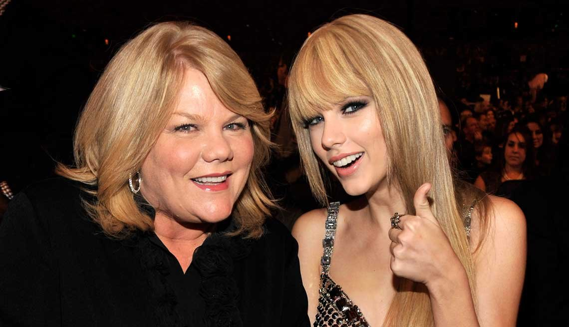 Taylor Swift, Singer, Celebrity Mother's Day Gifts