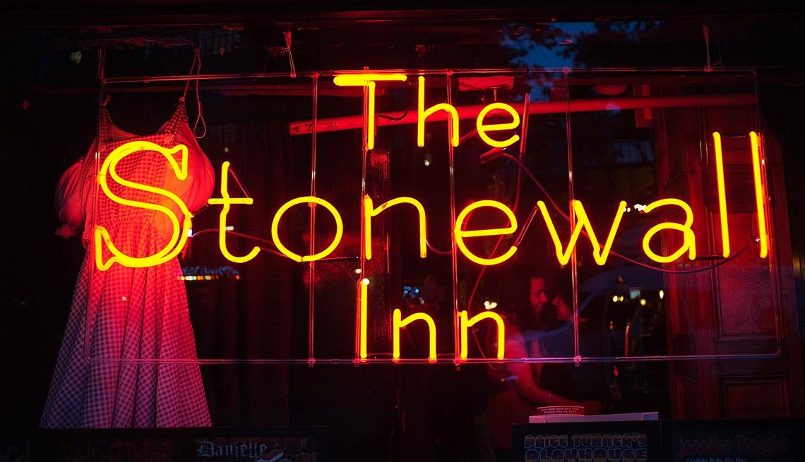 Stonewall Ignited the Gay Rights Movement