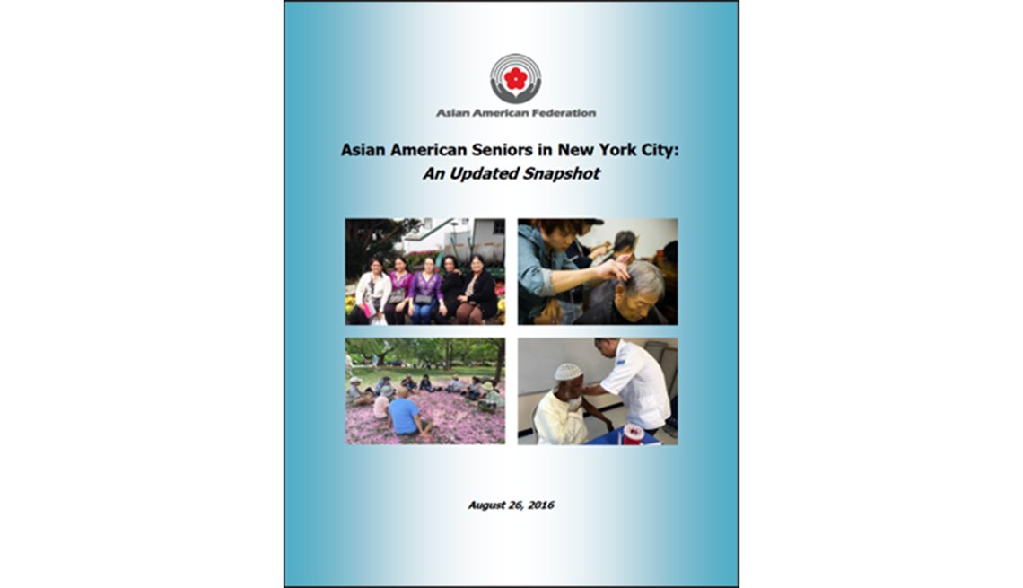 asian american seniors in NYC