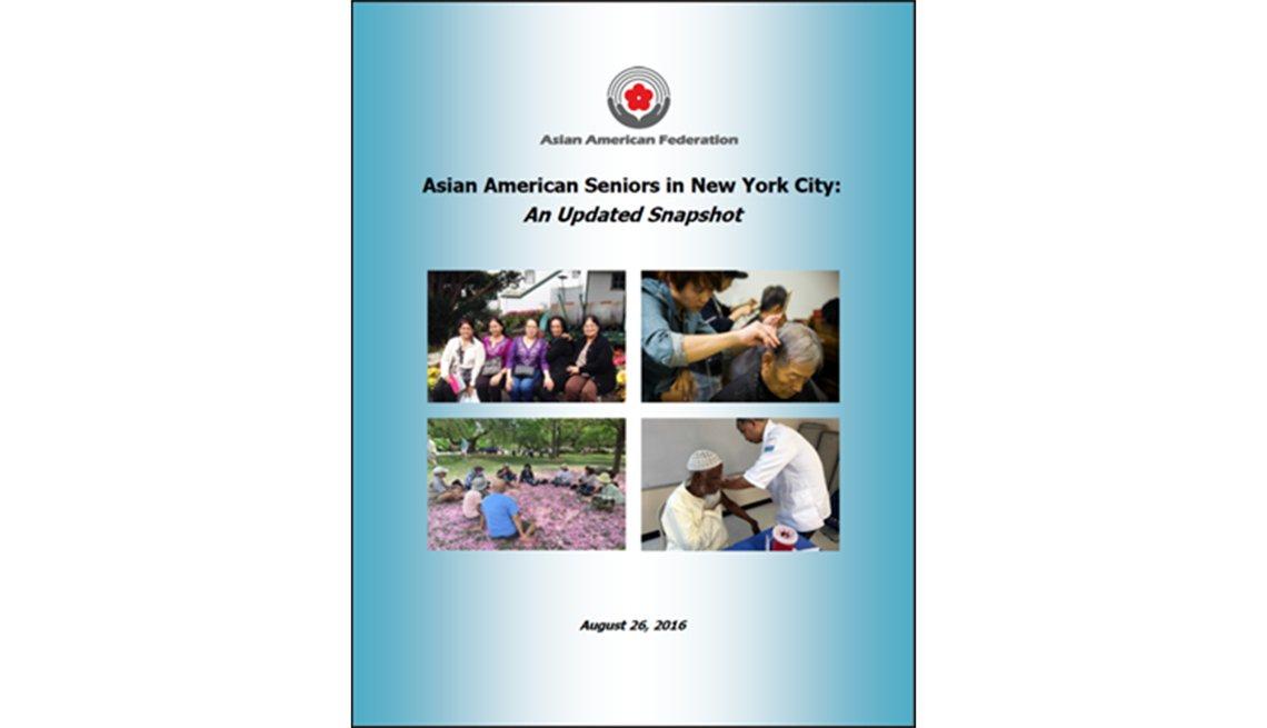 asian american seniors in NYC