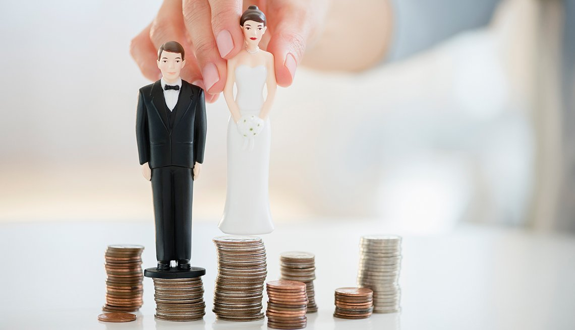The Money Minefield — Who Pays for the Wedding?