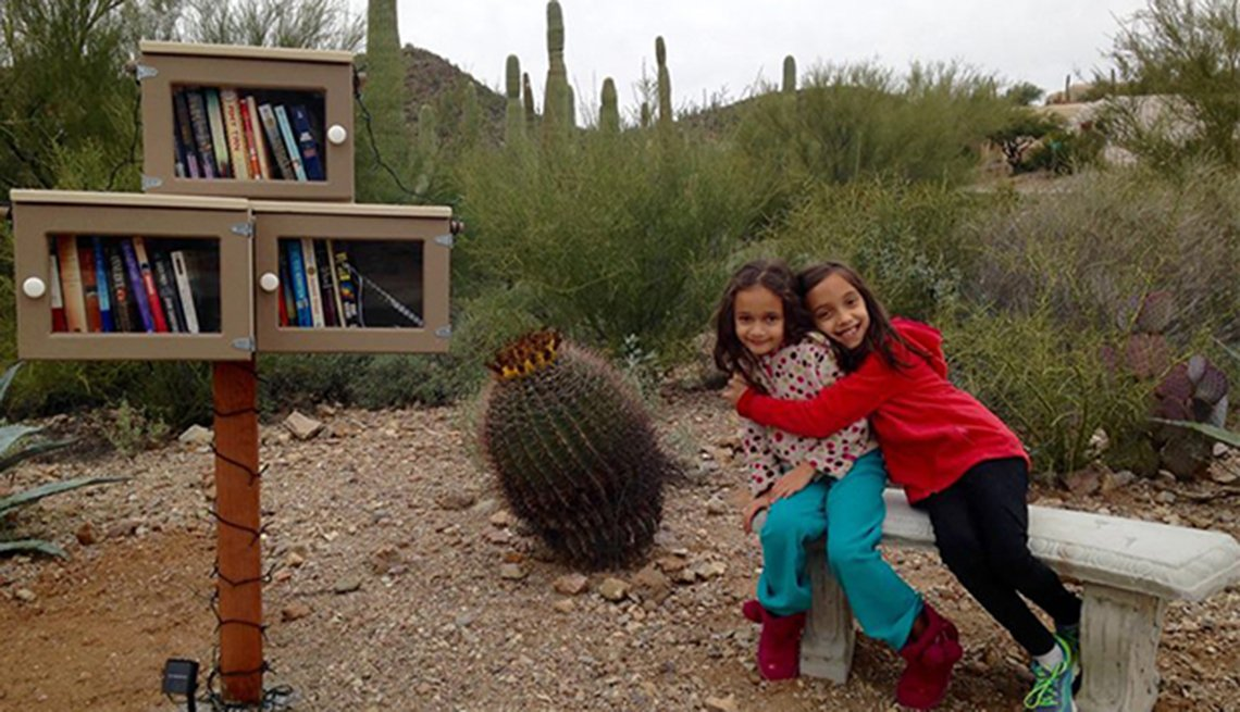 Livable Communities: Little Free Libraries
